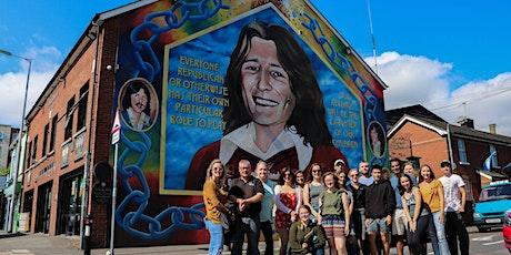 Falls Road Mural Tour tickets
