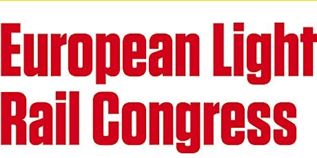 European Light Rail Congress 2022 entradas