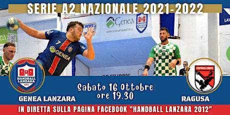 Genea Lanzara vs Ragusa tickets