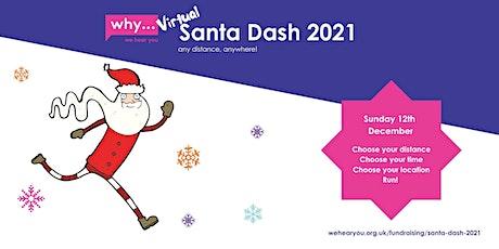 Virtual Santa Dash 2021 tickets
