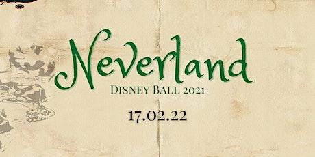 Disney Ball 2021-Neverland tickets