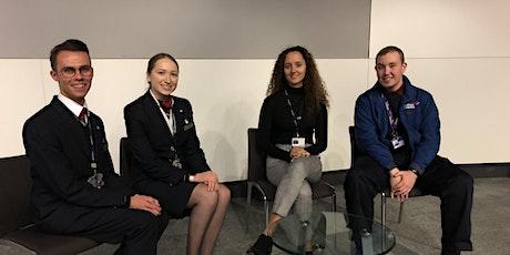 British Airways Customer Service Apprenticeship Live Q&A tickets