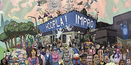 Hoopla's  Level 3 Showcase! tickets