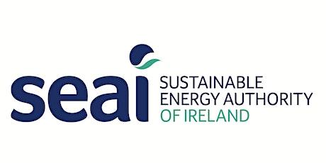 SEAI/AIEA LA Series - Optimising Energy Efficiency in Leisure Centers bilhetes
