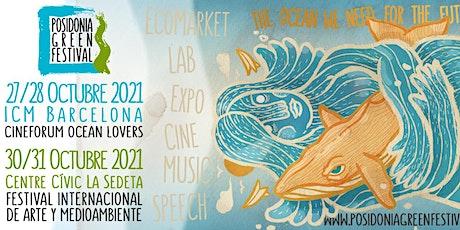30/10 Posidonia Green Festival en La Sedeta (11:00-14:00) tickets