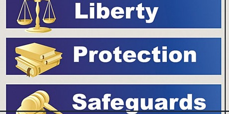 Safeguarding Adults Week 2021- Liberty Protection Safeguards tickets