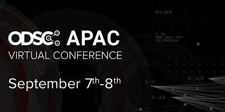 ODSC APAC 2022 | Virtual Conference Registration tickets