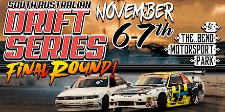 Drifting SA - Round 5  SA State Drift Series 2021 tickets