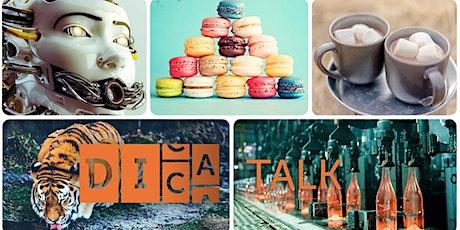 DICA-Talk // Investieren in Start-ups von Minderheitsbeteiligung bis 100% tickets