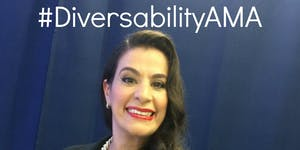 Twitter Chat: #DiversabilityAMA with Comedian Maysoon...