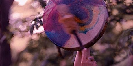 Halloween Shamanic Drum Journey   Online via Zoom tickets