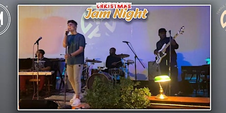 Christmas Jam Night hosted by YJ SHiNE with Smiles tickets