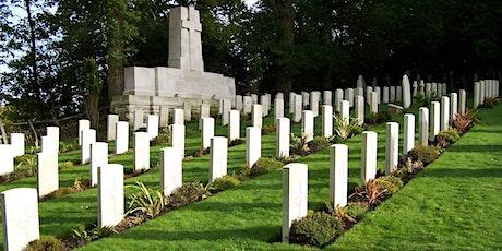 CWGC Tour - Brockenhurst (St. Nicholas) Churchyard tickets