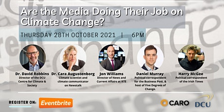 Are the Media Doing Their Job on Climate Change? tickets