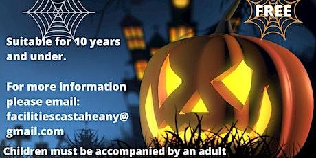 Free Spooky Halloween Magic Show tickets