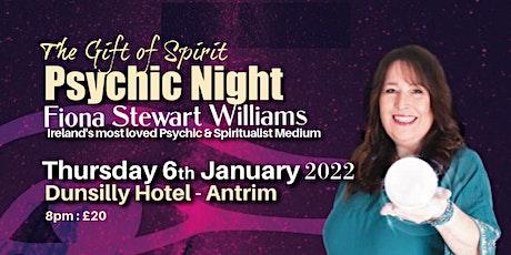 Psychic Night in Antrim tickets