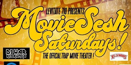 Movie Sesh Saturdays! tickets
