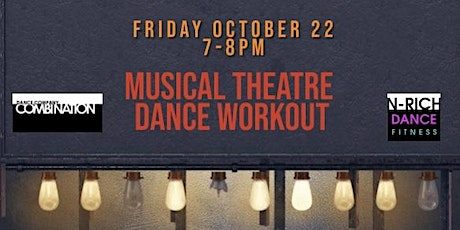 Musical Theatre Dance Workout tickets