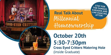 Real Talk About Millennial Homeownership 10.20.21 tickets