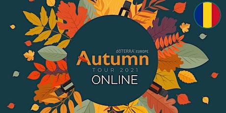 Autumn Tour 2021 - Online Romania tickets