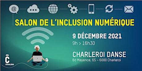 Salon de l'inclusion numérique tickets