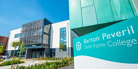 Tour | Invite Only | Barton Peveril Sixth Form College tickets