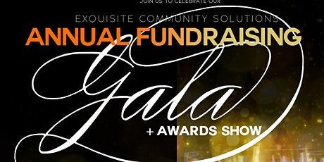 Exquisite Community Solutions Annual Fundraising Gala tickets