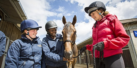 Sparsholt Open Day - Saturday 13 November 2021 - Equine tickets