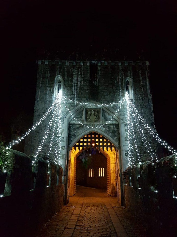 Christmas at the Castle | Festive Fizz, Food and Film image