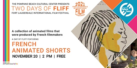 A Day of FLiFF featuring French Animated Shorts tickets