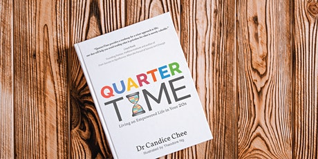 QuarterTime: Living An Empowered Life in Your 20s (Book Launch) tickets