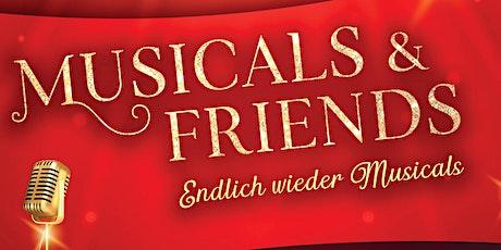Musicals & Friends - Endlich wieder  Musicals tickets