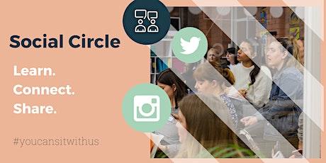 Social Circle | October 2021 tickets