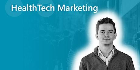 Online Essential: HealthTech marketing tickets