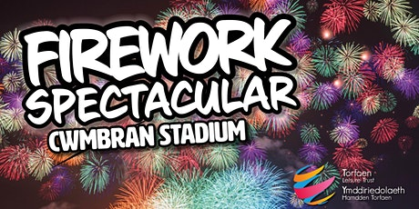 Fireworks At Cwmbran  Stadium  6th November tickets
