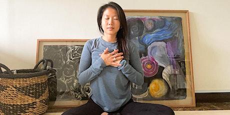 Sweaty Betty X Kathy Gabriel   Guided Meditation & Breathwork tickets
