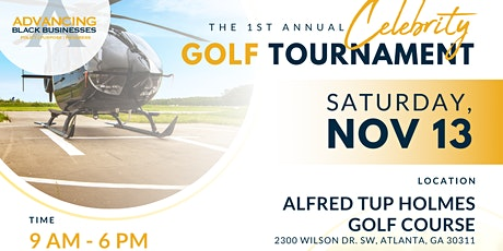 2021 Celebrity Golf Tournament tickets