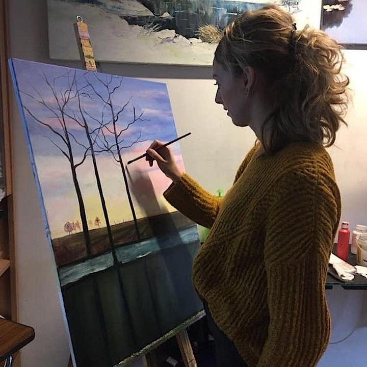 Afbeelding van Acryl schilderen voor beginners