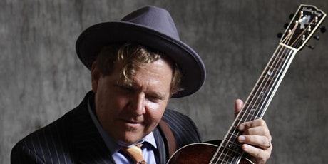 The Enler Delta Blues Club presents Catfish Keith at Strangford Arms Hotel tickets