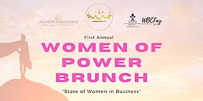 Women of Power Brunch