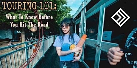 Soundspace Workshop: Touring 101 w/ Meg Tempio tickets