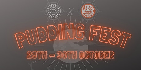 PUDDING FEST - A HALLOWEEN EXTRAVAGANZA tickets