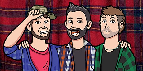 The Flannel Panel┃Stand-up Comedy @ Sonar Room Fremantle tickets