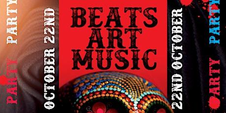 B.A.M. Charlit - Beats, Arts, & Music tickets