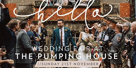 Oh Happy Day Wedding Fair  at The Pumping House tickets