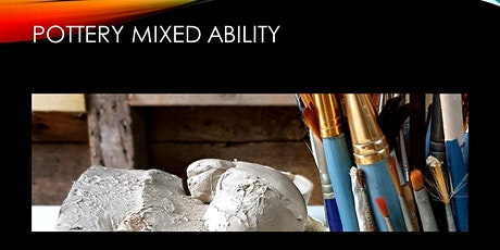 Pottery Mixed Ability - Tuesday, 10am - 12pm tickets