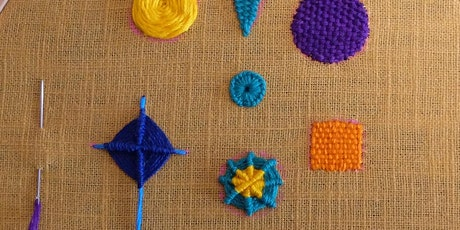 Introduction to Visible Mending Workshop tickets