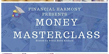 MONEY MASTERCLASS tickets