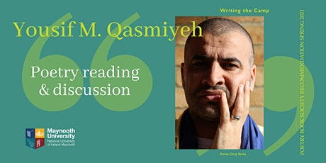Yousif M. Qasmiyeh: Poetry Reading and Discussion tickets