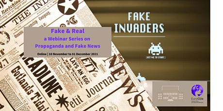 Fake&Real: Propaganda and Fake News tickets